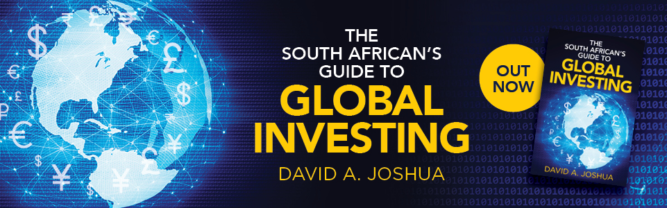 The South African's Guide to Global Investing written by David A Joshua. Published by Penguin Random House